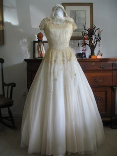 1940's gown
