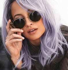 The Purple Hair Trend… | Mirenesse Beauty & Soul Blog