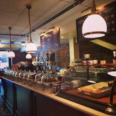 Balzac's Coffee Market Street in Toronto, ON