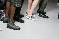A. Sauvage SS15 at London Collections: Men