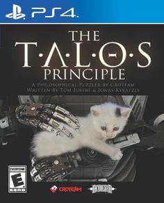 The Talos Principle - PlayStation 4: Video Games: Amazon.com