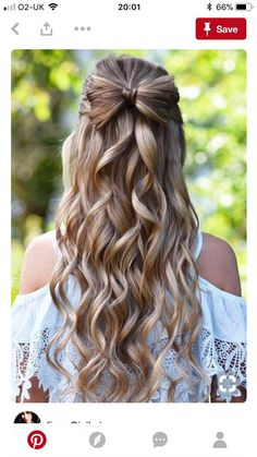 Love be the bow in the hair but not sure if this style will look good for someone past the age of 16
