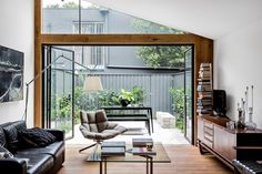 There's just something about a home with industrial-inspired interior design, especially during the fall and winter holidays. Here are 50 prime examples of the style at its best—comfortable, cozy, and the kind of look that lends itself to good books, warm fires and beautiful company. All photos via Blood & Champagne.