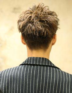 ビジネスでも似合う短髪ショート(Ss-221) | ヘアカタログ・髪型・ヘアスタイル|AFLOAT(アフロート)表参道・銀座・名古屋の美容室・美容院