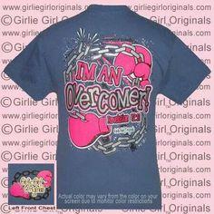 Girlie Girl Originals t-shirt