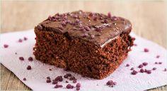 Backrezept veganer schneller Kuchen