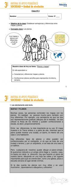 Objetivo de la clase: Establecer semejanzas y ... - Nogaleschile.cl - Magazine with 9 pages: Objetivo de la clase: Establecer semejanzas y ... - Nogaleschile.cl