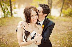 Southern Fall Wedding: Tiffany + Zach