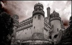 Unusual and Spectacular Castles Castles That Will Inspire and Haunt You Arguably born the day that villagers -- and the .....