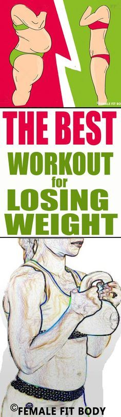 THE BEST WORKOUT for LOSING WEIGHT. This may go against everything you've been doing: