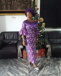 Creative Aso Ebi style for Ladies - DeZango Fashion Zone