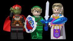 Lego Art Rocks! The Legend of Zelda