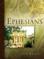 "Ephesians- Bible Study by Jan Wells. JenIg raves ""best Bible study ever"""