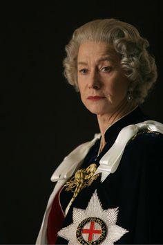 Helen Mirren. The Queen.