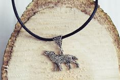 Items similar to Silver Wolf Necklace - Wolf Jewelry - Cotton Cord Necklace - Customizable Jewelry - Necklaces For Guys - Charm Jewelry - Totem Necklace on Etsy Jewelry Show, Charm Jewelry, Jewelry Necklaces, Jewelry Making, Wolf Jewelry, Metal Jewelry, Wolf Necklace, Be Your Own Kind Of Beautiful, Personalized Jewelry