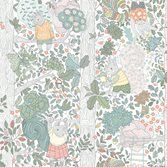 Scandinavian Designers Mini wallpaper, gorgeous Scandinavian design wallpaper for children's room or nursery. Patterns from several famous artists. By Boråstapeter. Order from Scandinavian Wallpaper. Elsa Beskow, Kids Room Wallpaper, White Wallpaper, Wallpaper Samples, Pattern Wallpaper, Kindergarten Wallpaper, Scandi Living, Wallpaper Collection, Scandinavian Wallpaper