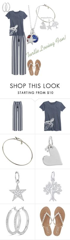 """Turtle Loving Fan!"" by myoocharm on Polyvore featuring Manon Baptiste, Board Life and M&Co"