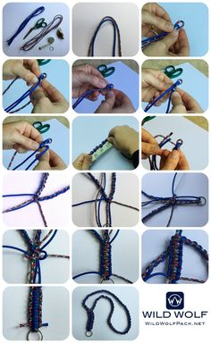 - How to Make a Paracord Lanyard - Video Tutorial and Printable Instructions Paracord Keychain, Paracord Bracelets, Jewelry Knots, Jewelry Crafts, How To Make Lanyards, Monkey Fist Keychain, Parachute Cord Crafts, Lanyard Tutorial, Crochet Throw Pattern