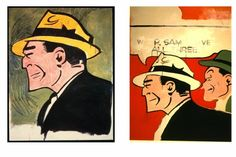 Dick Tracy  Andy Warhol