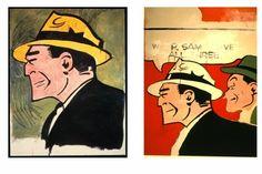Dick Tracy  Andy Warhol