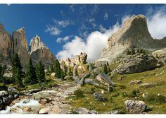 """""""Peace of Mind"""" - Ein Traumbild von innerer Ruhe und Einkehr. Wenn Du Eins sein kannst mit der Natur, dann hast Du den Ort gefunden."""