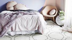 Quelle couleur choisir pour ma chambre ? Feng Shui Bedroom, Foyer, Comforters, Blanket, Home Ideas, Tips, Colors, Bricolage