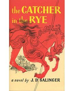 Catcher in the Rye - JD Salinger. Holden Caulfield runs away from his boarding school to new york, slowly becomes depressed, and pushes harder and harder to resist change and preserve innocence Holden Caulfield, Reading Lists, Book Lists, Reading Books, Reading Time, Free Reading, Great Books, My Books, Books That Are Movies
