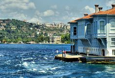 Istanbul, Turkey. One of the most beautiful, awesome, stunning cities in the world