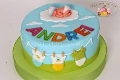 Torturi - Viorica's cakes: Tort pentru Andrei