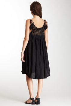 Crotchet Beaded Dress