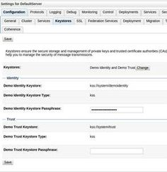 SOA Suite 12c and the OPSS Keystore Service by Adam Desjardin