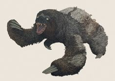 Hybrid Animals by Nicholas Di Genova