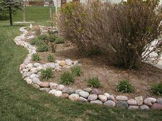 River Rock Garden Border 28 Luxury Decor On