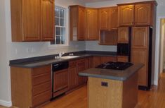 See Before and After Photos From our Kitchen Cabinet Refacing Projects in our Before and After Refacing Gallery. See For Yourself a Whole New Kitchen! Reface, Refacing Kitchen Cabinets, Before After Kitchen, Cabinet, New Kitchen, Kitchen, Home Decor, Kitchen Cabinets, Cabinet Refacing