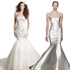 Choosing a wedding dress can be awkward when one misses certain details of utmost importance!