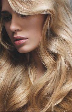 Blond hair - Long hair