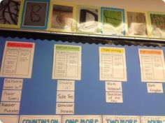 The Reading Corner: Math Daily 5 Structure and Schedule