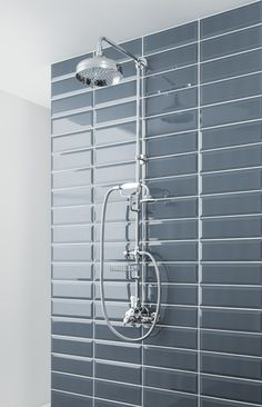 Designed to save space where it might be needed, our compact range offers a surprising amount of extra room in the shower - Belgravia Compact thermostatic shower valve with fixed head, shower handset & soap dish in Chrome from Crosswater. Bathroom Shower Enclosures, Bathroom Taps, Steam Showers Bathroom, Bathroom Ideas, Bathrooms, Traditional Bathroom, Traditional Design, Steam Spa, Led Manufacturers