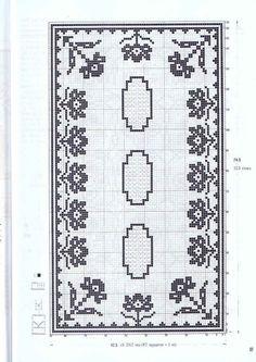 Centerpiece 1/b ONDORI Crochet Mesh - Anna471979 - Picasa Web Album