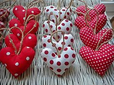 Červené ♥ ♥ ♥ by johanes - SAShE.sk - Handmade Vianoce