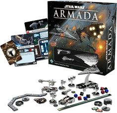 Star Wars: Armada. Technically not XWing Miniatures, but something I am super excited about.