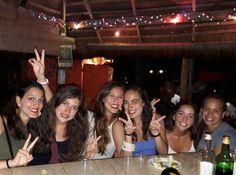 Girls night out #uvolunteer #ghvn #ghana #letsgosomewhere #mobileadventure #bigmileysbackyard