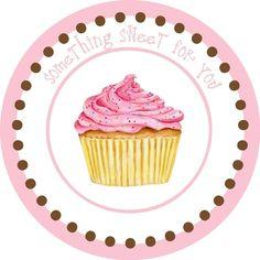 cupcake dekupaj resmi