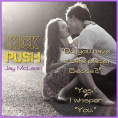 Kick, Push (Kick Push, #1) by Jay McLean