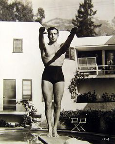Actor John Payne Hm, Fox could have set Miracle on St. in Los Angeles! John Payne Actor, Actor John, Hollywood Actor, Classic Hollywood, Old Hollywood, Mode Masculine, Alice Faye, The Last Summer, Yul Brynner