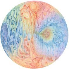 Mandala's tekenen met Hannie de JongPicture 69 « | Mandala's