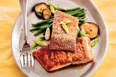 10 april - Zalmhaasjes in de bonus - Geef ze een Aziatische smaak met oestersaus - Recept - Allerhande