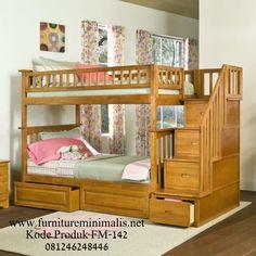 Kamar Anak Tempat Tidur Tingkat Minimalis
