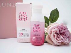 Kevyttä lisäkosteutusta: Etude House Pink Vital Water Serum
