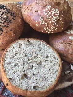 Low Carb Quarkbrötchen ohne Kohlenhydrate ohne Mehl mit Ei und Kreuzkümmel